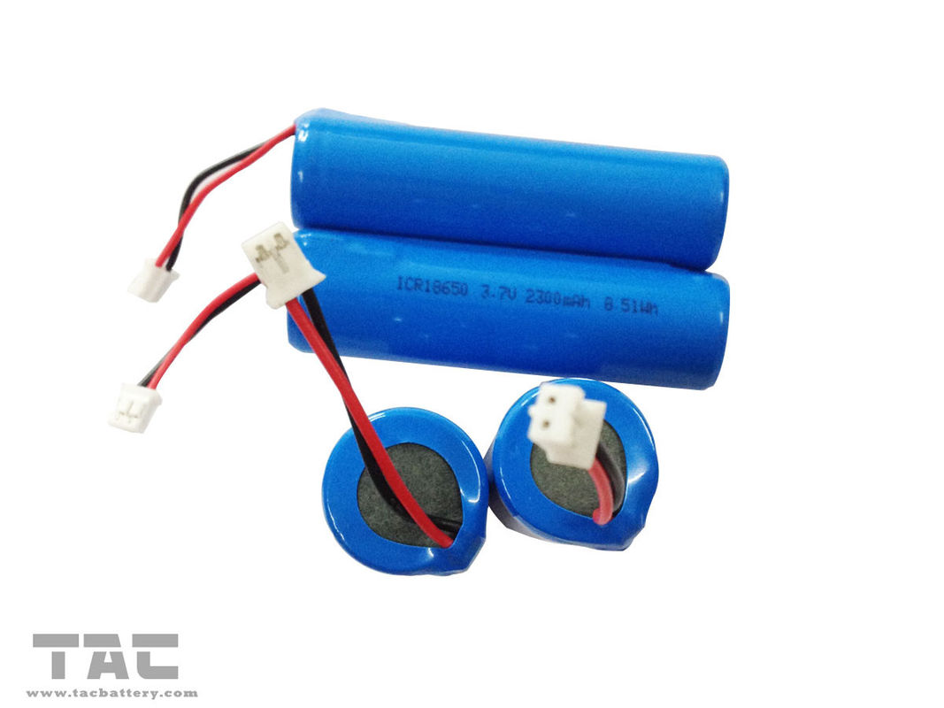 Panasonic Rechargeable 3.7V 18650 Lithium Ion Battery For Outdoor LED Light