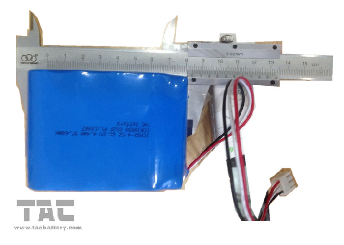 ICR18650 22.2V 4400mAh Li-Ion Rechargeable Battery Pack For Large Acoustic Equipment